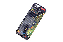 Derwent Inktense Pencil - 6 Color Set - DERWENT 0700927