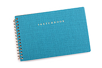 Mark's Travelife Mini Sketchbook - Blue - MARK'S TRL-SKB1-BL