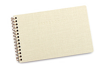 Mark's Travelife Mini Sketchbook - Ivory - MARK'S TRL-SKB1-IV
