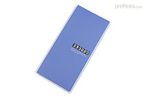 King Jim Oletta Tri-Fold Folder - A4 - Blue - KING JIM 796 BLUE