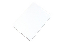 Mark's Re:fin[e]d Products Uroko Notebook - B5 - White - MARK'S RFP-NB1-WH