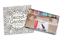 JetPens Adult Coloring Book Set - JETPENS JETPACK-016