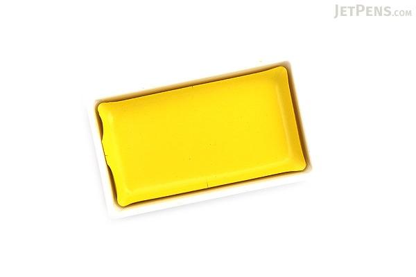 Kuretake Gansai Tambi Watercolor - Lemon Yellow (No. 40) - KURETAKE MC21-40
