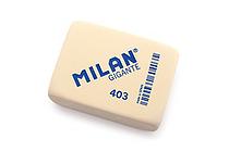 Milan Gigante Synthetic Rubber Eraser - MILAN MLCMM403