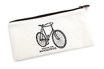 Artemis Canvas Pen Case - Bicycle - ARTEMIS LPP02 01