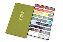 Kuretake Gansai Tambi Watercolor Palette - 36 Color Set - KURETAKE MC20/36V