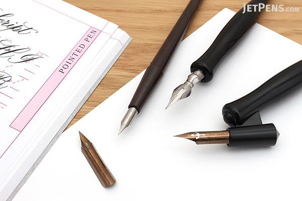 Speedball Oblique Pen Nib Holder - SPEEDBALL 9455