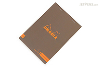 Rhodia ColoR Pad No. 16 - A5 - Lined - Taupe - RHODIA 169/64