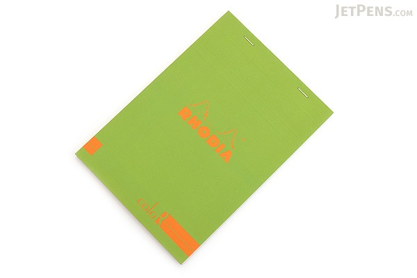 Rhodia ColoR Pad No. 16 - A5 - Lined - Anis Green - RHODIA 169/66