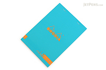 Rhodia ColoR Pad No. 16 - A5 - Lined - Turquoise - RHODIA 169/67