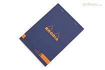 Rhodia ColoR Pad No. 16 - A5 - Lined - Sapphire - RHODIA 169/68