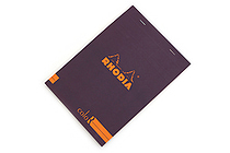 Rhodia ColoR Pad No. 16 - A5 - Lined - Violet - RHODIA 169/70