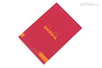 Rhodia ColoR Pad No. 16 - A5 - Lined - Raspberry - RHODIA 169/72