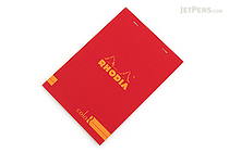 Rhodia ColoR Pad No. 16 - A5 - Lined - Red - RHODIA 169/73