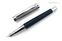 Ohto Giza Fountain Pen - Blue - Fine Nib - OHTO FF-18L-BL