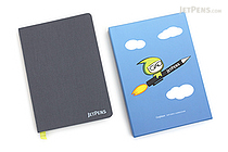 "JetPens Baron Fig Confidant Notebook - 5.4"" x 7.7"" - Dot Grid - JETPENS BARON FIG CONFIDANT DG"