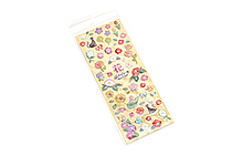 Kurochiku Japanese Puffy Stickers - Hana (Flower) - KUROCHIKU 71312809