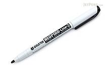 Deleter Neopiko Line 3 Pen - 2.0 mm - Black - DELETER 311-6B22