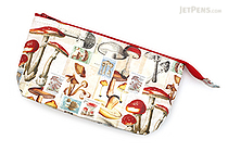 Artemis Fiber Pen Case - Mushrooms - ARTEMIS FPPC01 01