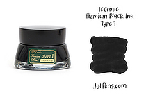 IC Comic Premium Black Ink Type 1 - 20 ml - IC IC33