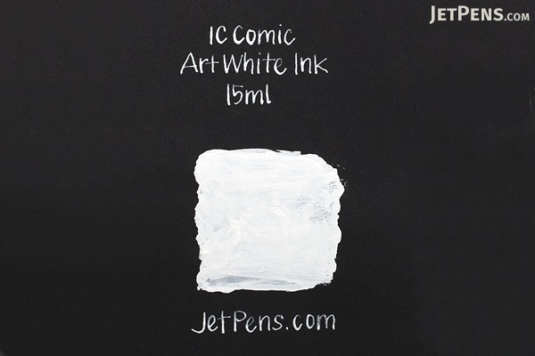 IC Comic Art White Ink - 15 ml Bottle - IC IC37