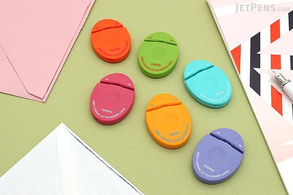 Ohto Coro Ceramic Letter Opener - Blue - OHTO CLO-700C-BL