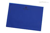Etranger di Costarica Zipper Case - A4 - Transparency Blue - ETRANGER DI COSTARICA ZIP-A4-69