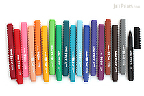 Shachihata Artline Blox Pen - 0.4 mm - 18 Color Bundle - JETPENS SHACHIHATA KTX-200 BUNDLE