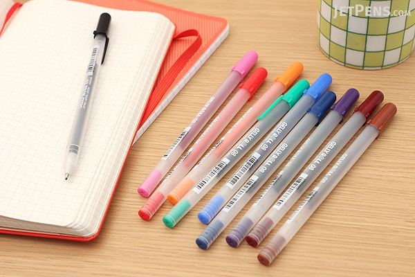 Sakura Gelly Roll Classic Gel Pen - Medium Point - Blue - SAKURA 37522