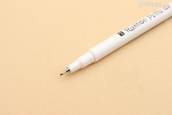 Teranishi Rushon Petite Pen - 0.3 mm - Plum - TERANISHI MRPT-T71