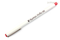 Teranishi Rushon Petite Pen - 0.3 mm - Carmine - TERANISHI MRPT-T51