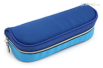 Raymay Big Open Pen Case - Blue - RAYMAY FY323 A