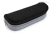 Raymay Big Open Pen Case - Black - RAYMAY FY323 B