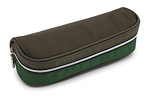 Raymay Big Open Pen Case - Green - RAYMAY FY323 M