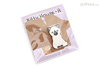 Thehaki Kitty House-It Sticky Notes - Bori (Siam) - THEHAKI T-DS-439