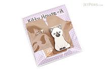 Thehaki Kitty House-It Sticky Notes - Bori (Siam) - THEHAKI T-DS-439