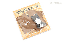 Thehaki Kitty House-It Sticky Notes - Sido (Korean Shorthair) - THEHAKI T-DS-436
