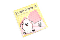 Thehaki Puppy House-It Sticky Notes - Bbomi (Pomeranian) - THEHAKI T-DS-441