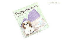 Thehaki Puppy House-It Sticky Notes - Ddung (Shitzu) - THEHAKI T-DS-445