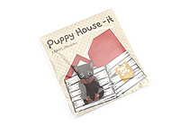 Thehaki Puppy House-It Sticky Notes - Kkami (Minipin) - THEHAKI T-DS-444
