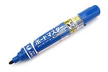 Pilot Board Master Whiteboard Marker - Medium Fine Round Tip - Blue - PILOT WMBM-12FM-L