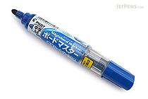 Pilot Board Master Whiteboard Marker - Medium Round Tip - Blue - PILOT WMBM-12L-L