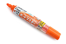 Pilot Board Master Whiteboard Marker - Medium Round Tip - Orange - PILOT WMBM-12L-O