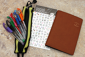 Pen Perks: Travel Giveaway