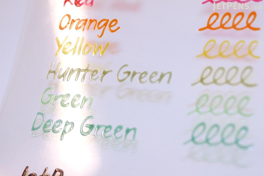 Sakura Glaze Gel Pen -  Deep Green - SAKURA 38984