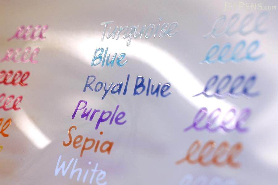 Sakura Glaze Gel Pen - Royal Blue - Pack of 2 - SAKURA 38499