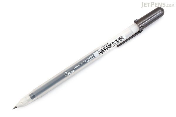 Sakura Glaze Gel Pen - Black - Pack of 2 - SAKURA 38495