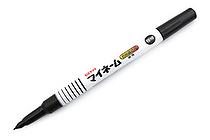 Sakura My Name Marker - Extra Fine - Black - SAKURA HK#49