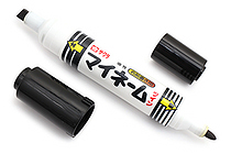 Sakura My Name Marker - Double-Sided - Fine / Broad - Black - SAKURA YKT-L#49