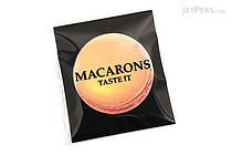 Design Shim Macarons Sticky Notes - Small - Mango - DESIGN SHIM OFP-MA15MA